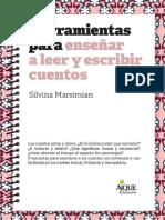 Marsimian Silvina - Herramientas Para Enseñar a Leer Y Escribir Cuentos