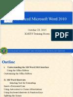 Advanced Microsoft Word 2010.pptx