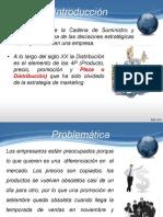 Relación de Cadena de Suministro y Distribución