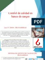4. BANCO DE SANGRE