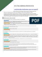 2. MODIFICACIONES DE LAS NORMAS APA 7ª ED