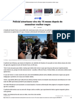 Policial americano vira réu 16 meses depois de assassinar mulher negra.pdf