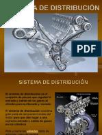 SISTEMA DE DISTRIBUCIÓN SENATI 2019-1