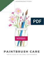 Paintbrush Care.pdf