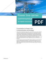 Whitepaper_Powerline Communication-HV Transmission or Cable Lines