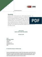 Normatividad - Tecnica - Concepto 0002-2009 - DIAN Nomenclatura arancelaria en el Certificado de Origen