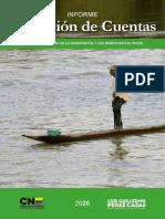 Dos Años de Gestión Magistrado Luis Guillermo Pérez Casas 2018-2020