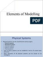 Elements of Modelling