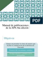 5. Manual de publicaciones APA 6ta ed.pptx
