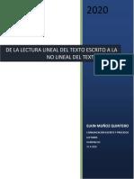 Comunicacion escrita y procesos lectores - Actividad 1.pdf