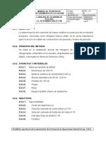DETERMINACION DE TBVN EN HARINA DE PESCADO