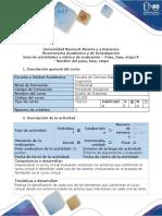 Actvididad Individual - Paso 1
