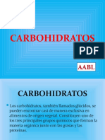 13. Carbohidratos