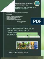 Factores de Distribucion Local y Global Ppt (1)