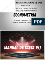 Manual Stata 15.1 (JHOSSELYN MACHACA ZEBALLOS)