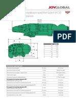 Тех описание гидроперфоратора Montabert HC50