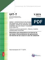 T-REC-Y.2074-201501-I!!PDF-S