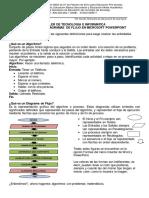 TALLER DIAGRAMAS DE FLUJOS 9°