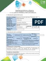 Guía de actividades y rúbrica de evaluación-Fase 2-Aire. FISICOQUIMICA AMBIENTAL