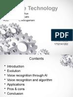 voice Technology seminar ppt.pptx