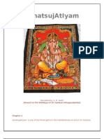16605760 SanatsujAtIyam Based on the BhAshya of SrI Sankara BhagavatpAda