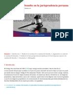 La condena del absuelto en la jurisprudencia peruana _ LP.pdf