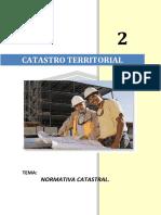 TOMO 2 - CATASTRO