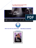 123Movies.!! Watch After We Collided (2020) HD Full Movie Online Free