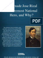 Who made Jose Rizal our foremost National Hero, and Why.pdf