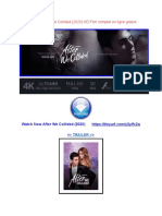 Regarder After We Collided (2020) HD Film Complet en Ligne Gratuit