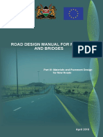 Part 3-Materials and Pavement Design for New Roads Manual