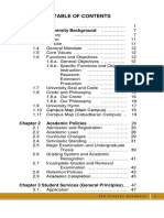 CSU Student Handbook