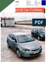 """RENAULT MÉGANE 1.5 dCi SPORT TOURER EM CONFRONTO COM VW GOLF VARIANT, OPEL ASTRA SPORTS TOURER E HYUNDAI I30 CW NA """"VOLANTE"""""""