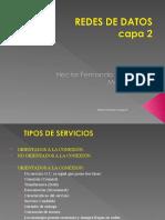 2 REDES DE DATOS-2009-CAPA 2 MODELO OSI
