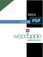 WoodApple UnikSolutionz Pvt. Ltd - Corporate Profile