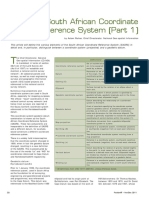 SA Coordinate reference system part1+2
