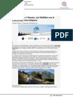 Climbing for Climate, sui Sibillini con le Università marchigiane - Mcnet, 17 settembre 2020