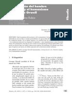2018 La condición del hombre corriente y el humanismo de George Orwell (Oriol Quintana Rubio) RAZÓN&FE.pdf