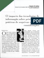 DOLLAR, Charles. O impacto das tecnologias de informação sobre princípios e práticas.pdf