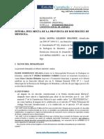 PROCESO DE ACCION DE AMPARO POR CIERRE DE NEGOCIO