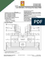CY7C028V-dualport Ram