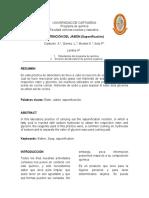 Informe-6-Organica-II Obtencion Del Jabon