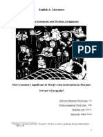 Persepolis analysis by A.Fall