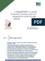 Draft Proposal to Net Impact PDF