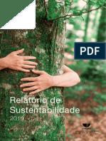 Relatório de Sustentabilidade 2019 - Universidade do Vale do Itajaí