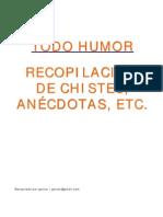 Recopilacion de chistes, anecdotas, etc [muy bueno, 260 pgns]