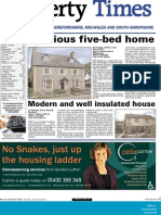 Hereford Property Times 27/01/2011