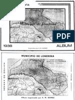 Álbum de Londrina 1938