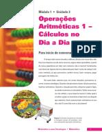 Operações Artimética I - Cálculos no Dia a Dia.pdf