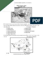 Geografie test Asia